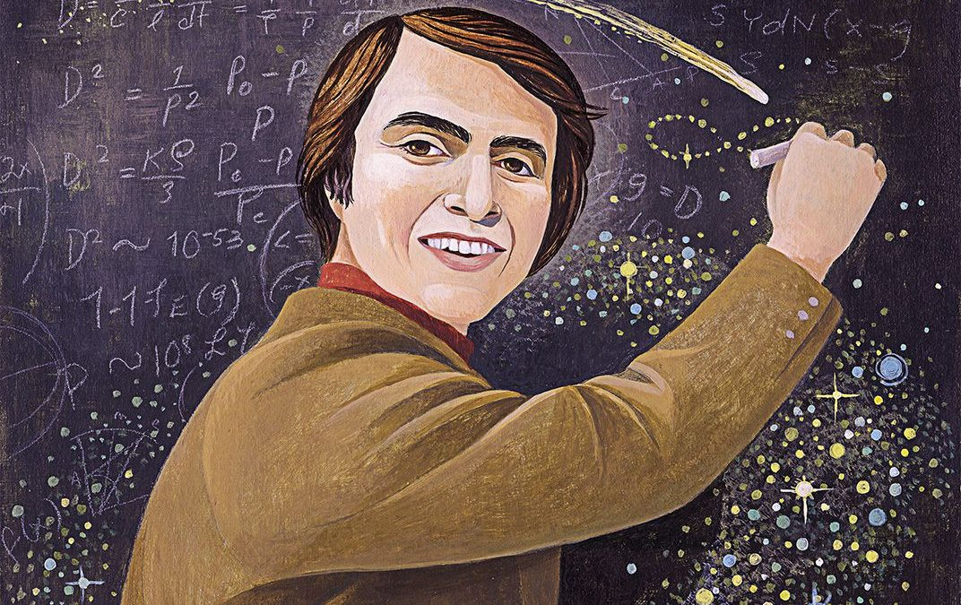"The Astonishing Evidence That Made Carl Sagan Believe ""Reincarnation Deserves Serious Study"""