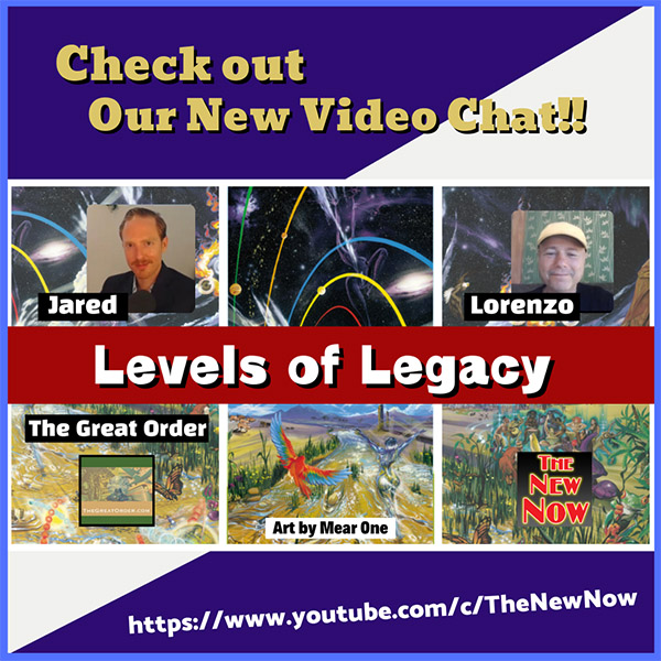 Levels of Legacy By Lorenzo & Jared of The Great Order