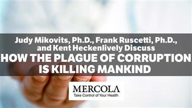 How the Plague of Corruption Is Killing Mankind