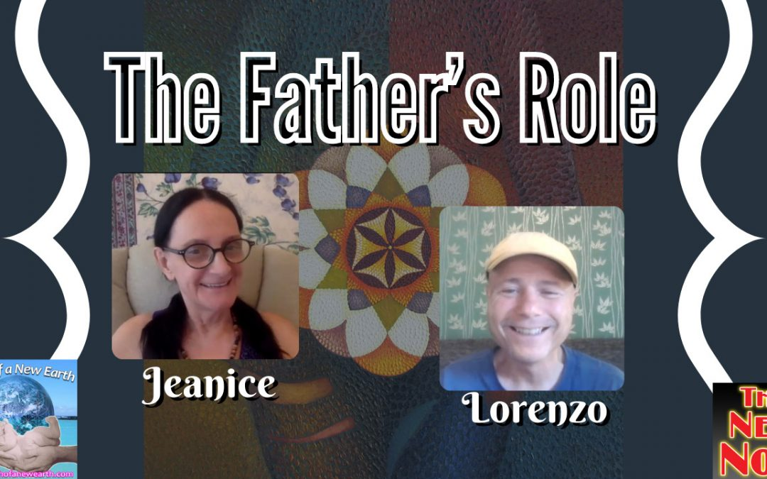 The Father's Role During Childbearing Years with Jeanice Barcelo & Lorenzo!