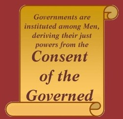 REMOVAL OF CONSENT TO BE GOVERNED